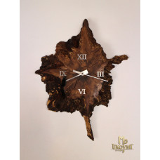 Oak tree clock (H-001)