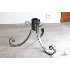 A wrought iron tree stand  (ST-11)