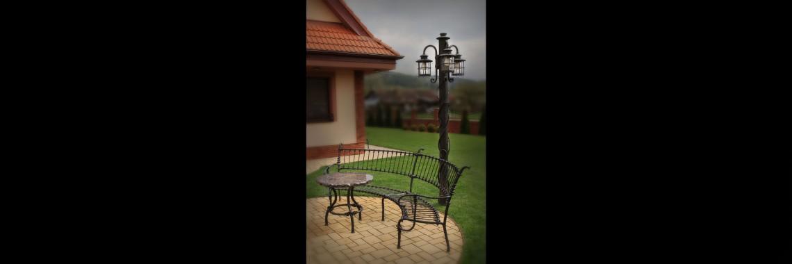 kovana lampa