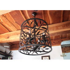 Forged design chandelier WILLOW (SI1000)