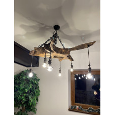 Design oak lighting  (SI8002)
