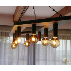 Stylish forged lighting RHOMBOID (SI2001)