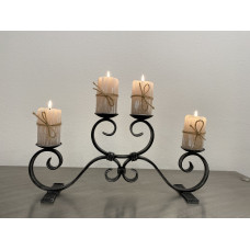 Advent forged candle holder – small (SV/23)