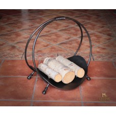A firewood rack (NO/1)