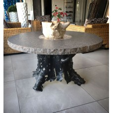 A wrought iron table - luxury furniture (NBK-59)