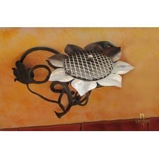 A wrought iron ashtray (DPK-46)