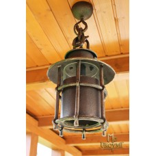 A wrought iron wall lamp Classic V (SE0402)