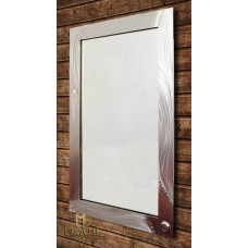 A stainless steel mirror (NBK-301)