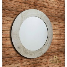 A stainless steel mirror (NBK-302)