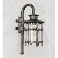 A wrought iron wall light KLASIK/T (SE5001)