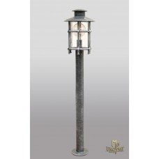 A wrought iron standard lamp KLASIK/T  (SE5003)