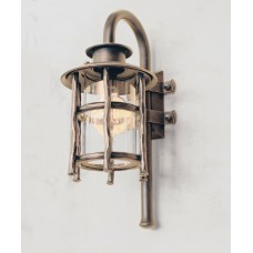 A wrought iron wall light - BABIČKA  (SE5011)