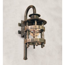 A wrought iron wall light - HlSTORIK (SE5021)