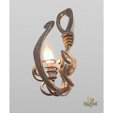 A wrought iron light Root  (SI0101)