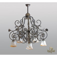 A wrought iron light Rustic (SI0610)