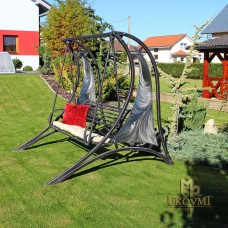 A rocking bench - garden furniture (NBK-70)