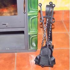 Fireplace tools (K/07)