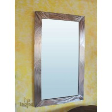 A stainless steel mirror (NBK-304)