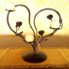 A candle holder Heart (SV/14)