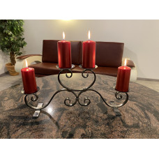 Advent forged candle holder – large (SV/21)