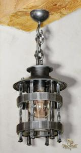 A wrought iron hanging light - HISTORIK (SE5022)